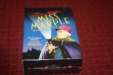 Agatha Christies Miss Marple Movie Collection (DVD, 2006, 4-Disc Set) *Brand New