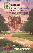 A Victorian Mystery: Death at Glamis Castle 9 by Robin Paige (2004, Paperback)