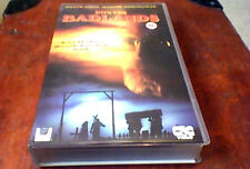 INTO THE BADLANDS UK PAL VHS Video Bruce Dern Mariel Hemmingway Andrew Robinson
