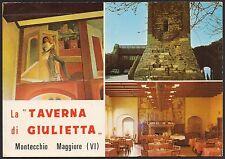 AD3170 Vicenza - Provincia - Montecchio Maggiore - La Taverna di Giulietta