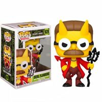 Figura Funko POP DEVIL FLANDERS 1029 Los Simpsons Treehouse Of Horror