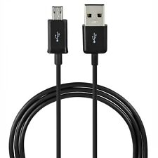10x Micro-USB Ladekabel für samsung Galaxy S5 S6 S7 S7 Edge Schwarz HTC Huawei