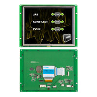 "8"" Smart HMI Touch Screen Keypad Module STONE TFT LCD Touch Display"
