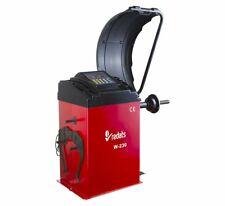 Equilibreuse de roues automatique pour jantes 10 à 24 pouces W230 Redats PRO