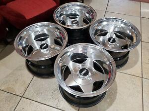 6 lug Eagle Alloy 15x10 Star wheel Chevy K1500 OBS rim Boyd Prime Centerline 028