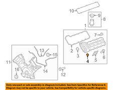 JAGUAR OEM 09-10 XF 4.2L-V8 Valve Timing Covers-Valve Cover Grommet AJ810628
