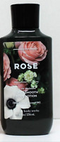 Bath & Body Works Rose 24-hr Moisture Body Lotion, Shea Butter+Vitamin E, 8fl oz