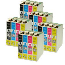 20 Drucker Patronen für Epson WF-3010DW WF3520DWF SX445W SX525WD BX320FW BX525WD
