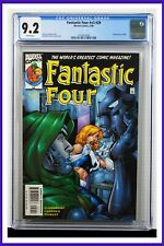 Fantastic Four #v3 #29 CGC Graded 9.2 Marvel May 2000 White Pages Comic Book.