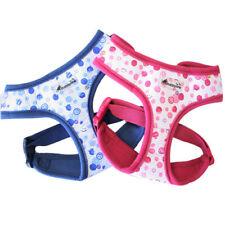 Dog Puppy Soft Harness - Ipuppyone - Smiley Flex - Pink Blue - XS, S