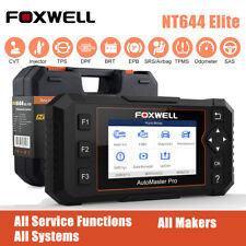 Full System OBD2 Scanner ABS SRS DPF OIL EPB BMS TPMS Diagnostic Tool NT644Elite