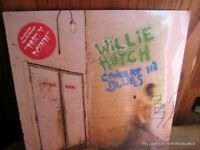 WILLIE HUTCH CONCERT IN BLUES SEALED MOTOWN 1976  LP