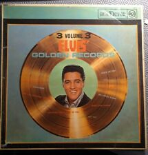 Elvis Presley Elvis' Golden Records Vol 3 Vinyl LP