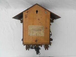 ANTIQUE GERMAN & BLACK FOREST WOODWORK STOOL CIRCA 1900