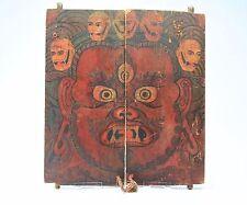 Wooden/Woodenware Tibetan Antiques