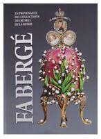 """Livre - """"Fabergé"""" en Français - Cadeau Russe"""