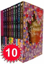 The Princess Diaries Collection Meg Cabot 10 Books Set Girls Interest Pack NEW