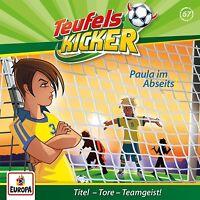 TEUFELSKICKER - 067: PAULA IM ABSEITS!   CD NEU