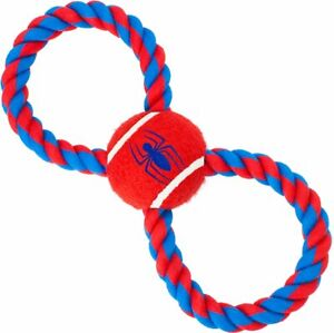 Buckle-Down Spider-Man Rope Dog Toy By Buckle-Down