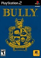 Bully For PlayStation 2 PS2 Fighting Game Only 0E