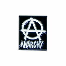 Anarchie Émail Pins Broche Badge / Revolutionary Punk Cadeau Neuf avec Étiquette
