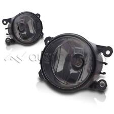 For 2008-2012 Ford Focus Replacement Fog Lights Bumper Fog Light Set - Smoke