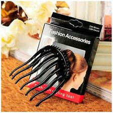 Durable Tips Ponytail Hair Clip Bumpits Bouffant Volume Inserts Comb