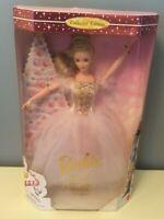 Barbie as the SUGAR PLUM FAIRY in The Nutcracker  1st Edition 1996NEW