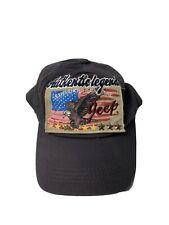 Jeep Men's Cap Hat Authentic Legend American Eagle Adjustable Size