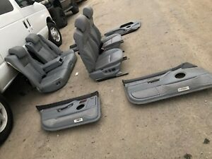 BMW 16-WAY COMFORT ACTIVE power HEATED E38 750iL 740iL 740i 750 REAR POWER SEAT