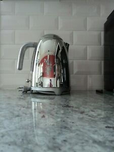 smeg kettle KFLO3SSUS chrome new