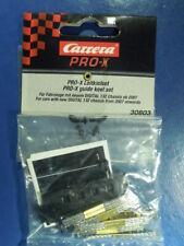 Carrera Pro-X 30803: Leitkiel-Set, NEU - ungeöffnet