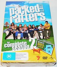 PACKED TO THE RAFTERS--Complete Second Season ---(New & Sealed Dvd 6 Disc Set)