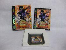 Medarot 3 Parts Collection Z Kara No Chousenjou Game Boy Color Nintendo Japan