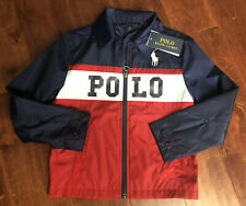 NWT POLO RALPH LAUREN BIG PONY  JACKET SZ M(10-12)