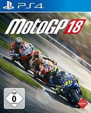 Motogp 18 ps4 PlayStation 4!!! nuevo + embalaje orig.!!!