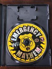 Emergency Mayhem - Nintendo  Wii Game Only