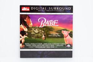 Babe NTSC laserdisc