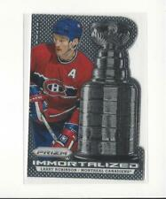 2013-14 Panini Prizm Immortalized #15 Larry Robinson Canadiens