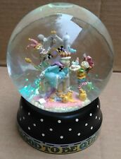 "Mary Engelbreit 1997 It's Good To Be Queen 5 3/4"" Snow Globe Michel & Co. Vgc"
