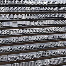 28p IMPRIMATUR - Bleisatz Buchdruck Handsatz Letterpress Type Bleilettern Druck