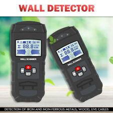 Digital Wall Scanner Water Pipes Metal Materials Electric Box Finder Detector UK