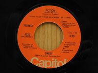 Sweet 45 Action bw Medussa   Capitol   M-