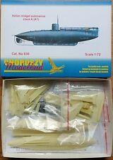 Italian Midget Submarine class A (A1) -Choroszy Modelbud-1/72