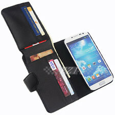 Long Wallet Credit Flip Leather Case Cover For Samsung Galaxy S4 SIV LTE 4G