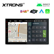 Android 10 Double 2 Din Car Player Radio Stereo Head Unit GPS SAT NAVI WIFI DAB+