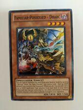Familiar- Possessed - Dharc ORCS- EN033 1st Edition Yu-Gi-Oh Card NM/VLP