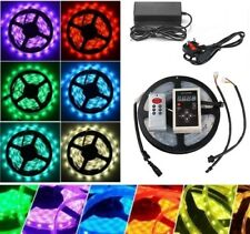 5M 5050 Magic Dream Color 6803 IC Chip RGB LED Strip 133 Effects RF Power Set