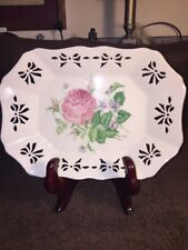 Lenox Victorian Rose Tray from Mother's Day Collection