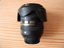 Nikon AFSDX16-85GEDVR 16-85 mm F/3.5-5.6 AF-S DX ED G VR SWM Aspherical Objektiv